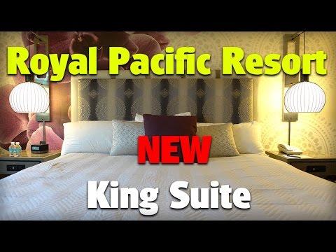 NEW King Suite | Royal Pacific Resort | Universal Orlando Resort