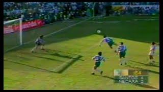 Jared Borgetti - Gol en fuera de lugar y Necaxistas vs Arturo Brizio, arbitro