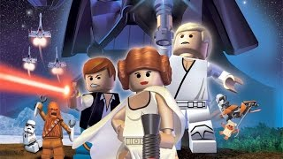Lego Star Wars 2 The Original Trilogy PSP Gameplay