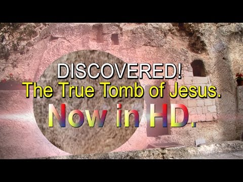 DISCOVERED! The True Tomb of Jesus. Now in HD.