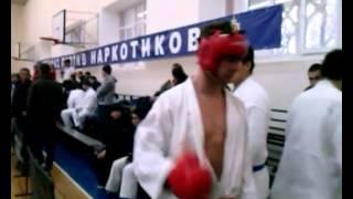 15 ноября 2012 Соревнования УФСКН по рукопашному бою