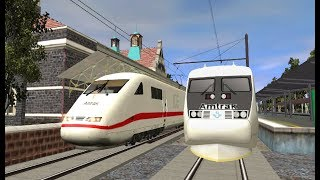 High Speed Rail Comes to America