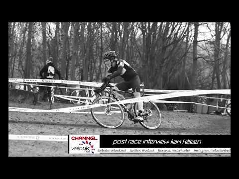 Post Race Interview British CX Champs 2018: Liam Killeen