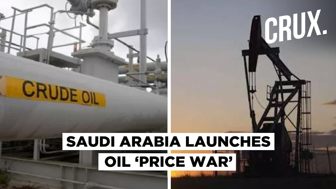 Oil Plummets 30% As Saudi Arabia Cuts Price After Failed OPEC Deal
