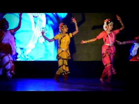 Ambe Krupa Kari - Bharatnatyam Dance by Rutuja Chavan