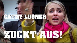 EKLAT: Cathy LUGNER zuckt aus | Wahlkampf 2016