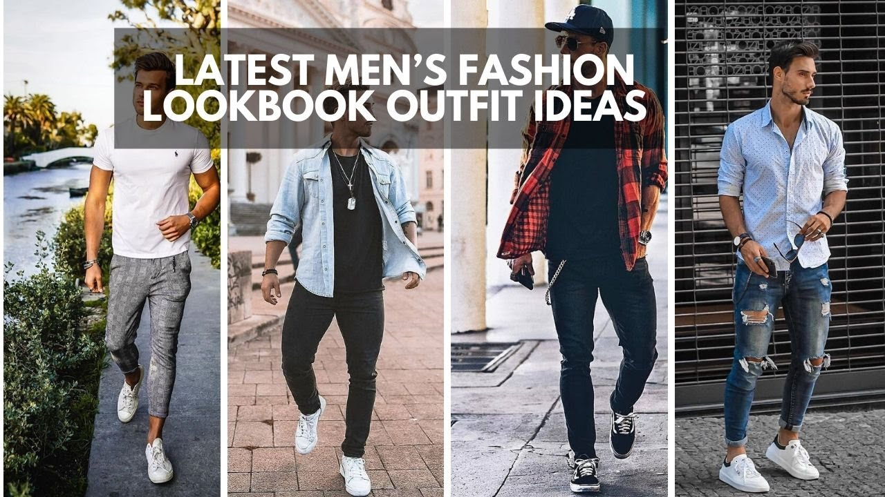 15 Men's Style Trends for Summer 2020  Latest 15 Summer Casual Streetwear | Men's Outfit Inspir