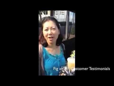 Fig at 7th Farmers' Market Customer Testimonials