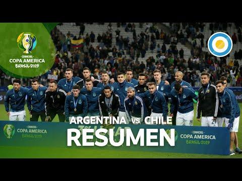 La Selección quedó entre los tres mejores: le ganó a Chile por 2 a 1