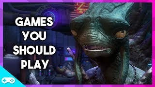 Rebel Galaxy - Games You Should Play