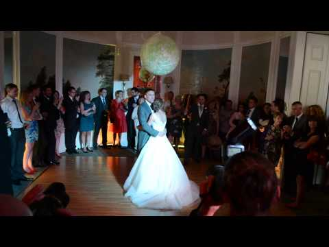Wedding Disco Genie - Exploding Balloon on First Dance