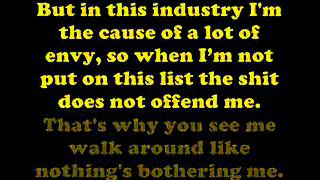 Repeat youtube video Eminem- Till I Collapse Lyrics