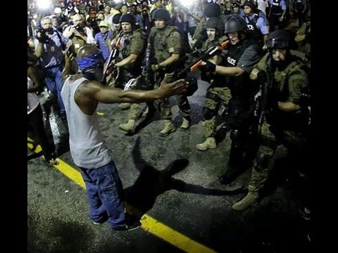 47 People Arrested In Ferguson, MO. (8/20/2014) As Unrest Continues Over Michael Brown Shooting