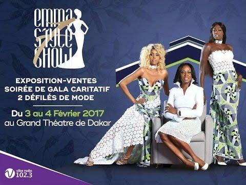 Emma Style Show 7 Part 1  - Défilé FEVRIER 2017