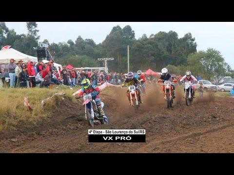 4ª Etapa do Campeonato Gaúcho de Velocross - VX Pró - São Lourenço do Sul/RS