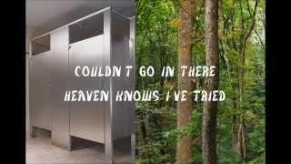 "FROZEN PARODY (""Let it Go"") The Bathroom Song/Problem"