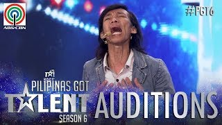 Pilipinas Got Talent 2018 Auditions: Victor Geronimo - Sing