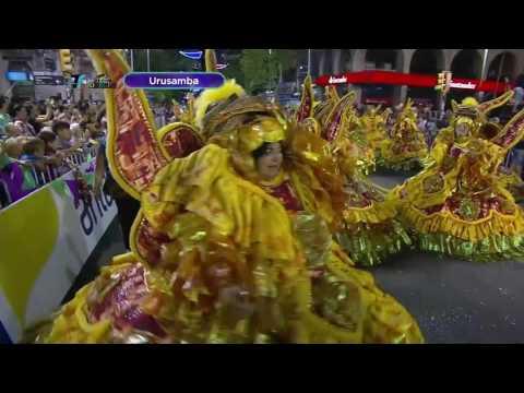 Desfile Escuela de Samba 2017 – Parte 2