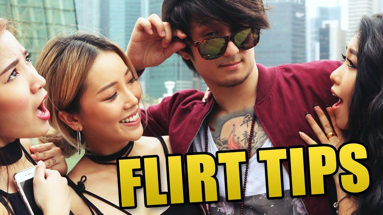 Richtig flirten youtube