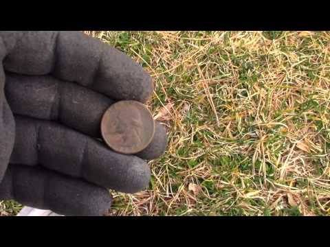 Metal Detecting Albuquerque - The Drought Has Ended And It's Raining Dollars And Quarters