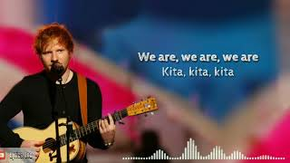 Ed Sheeran - Beautiful People ft. Khalid lyrics terjemahan indonesia