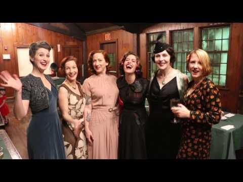 Vintage Tweed Lodge Weekend in Westchester - Episode 25