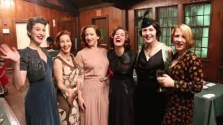 Vintage Tweed Lodge Weekend in Westchester - Episode 25 | My Vintage Love