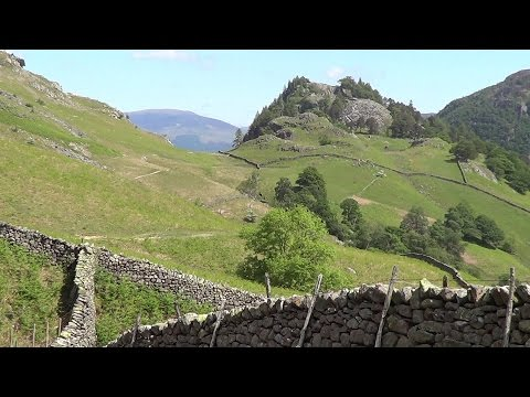 The Solitary Rambler 60: Beauty of Borrowdale (Seatoller, Grange and the Borrowdale Valley)