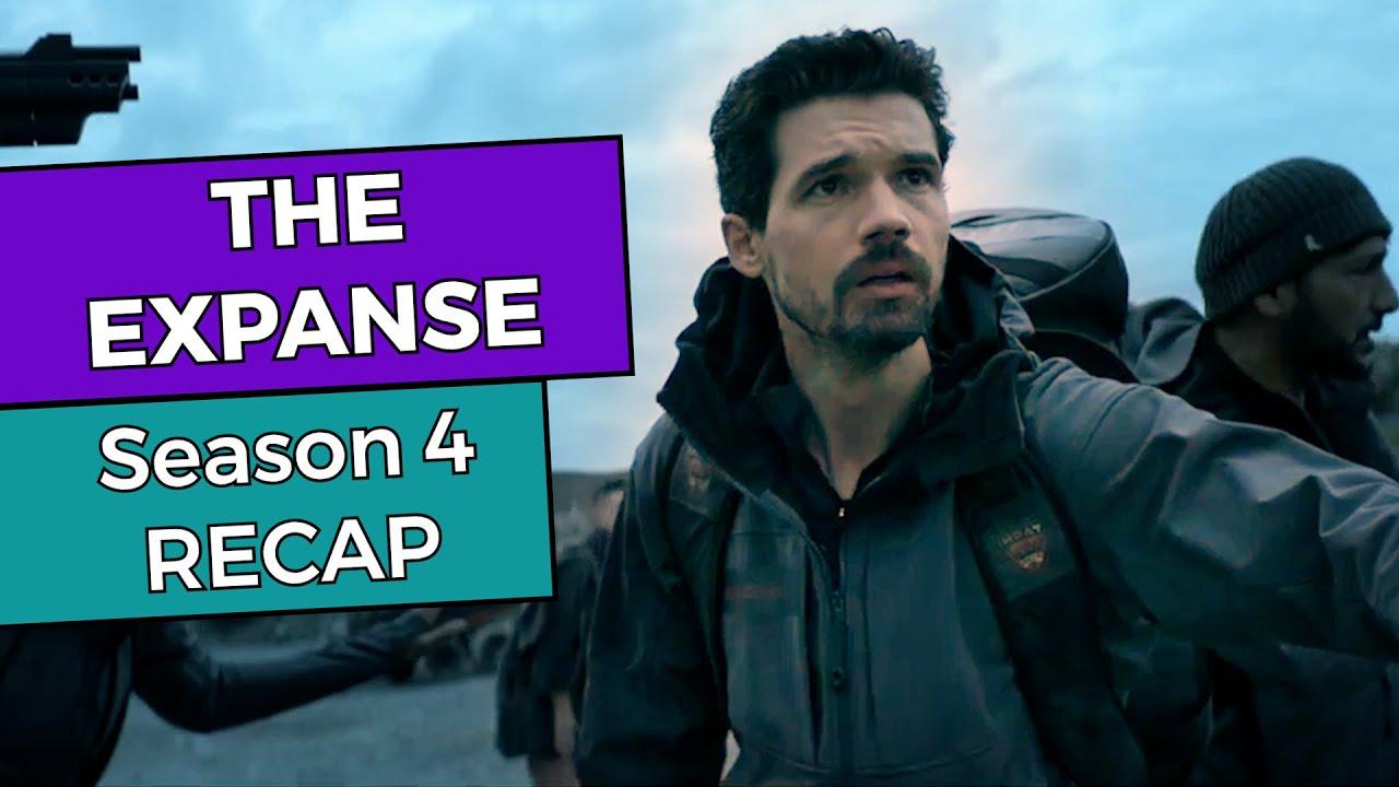 Download The Expanse: Season 4 RECAP
