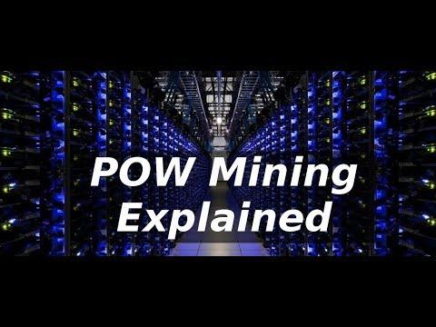 Blockchain Mining - Creating the Blockchain