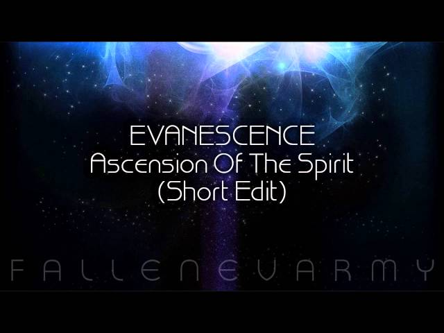 ascension of the spirit evanescence