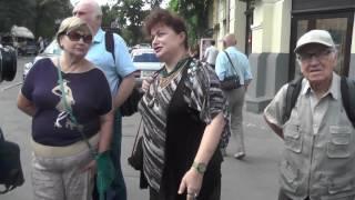 видео Очевидцы взрыва автомобиля в Киеве рассказали подробности резонансного происшествия