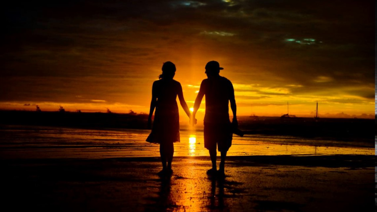Love Wallpapers Sunset Hands Love Woman: You Belong To Me With Lyrics By Jason Wade (Sunset Love