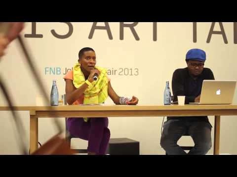 FNB Joburg Art Fair Artists Talks 2013 – Nandipha Mnthambo