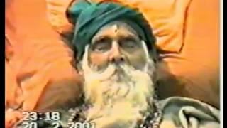 Download Yogi Ramsuratkumar Mahasamadhi 20-2-2001 - Excerpts MP3 song and Music Video