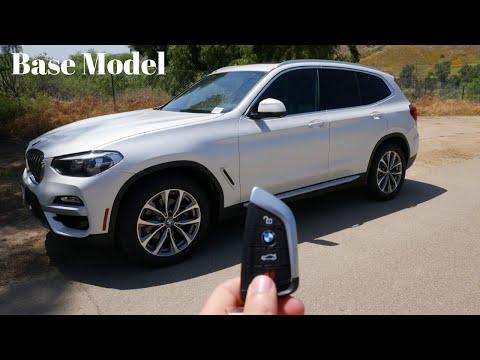 2019 BMW X3 Under 45K?| In-Depth