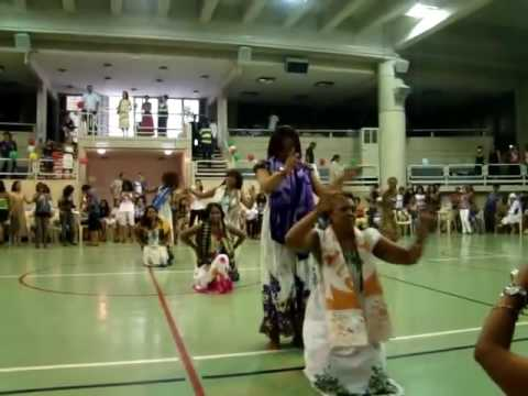 Traditional Madagascar Dance Lebanon