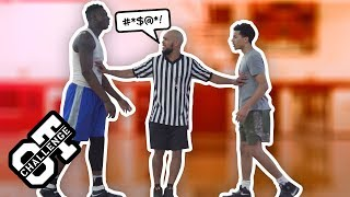 Cole Anthony & Kofi Cockburn BATTLE FOR NYC In First Overtime Challenge FACE-OFF!