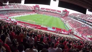 Independiente 2-1 Belgrano | La hinchada