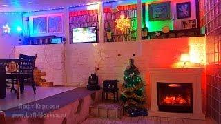 Двухуровневая квартира на сутки в Москве - недорого, центр(, 2016-12-08T13:41:53.000Z)