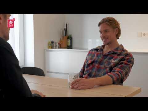 Thuis bij Nigel Bertrams | MVV TV