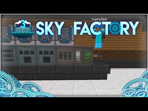 Sky Factory 3 w/ Hypno :: Ep 24 :: Powered Spawner!
