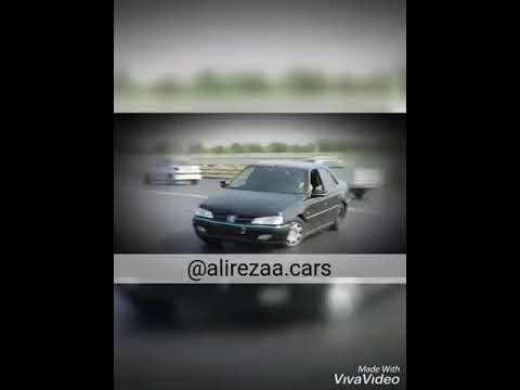 """Drift With Peugeot Pars  """"IRAN"""""""