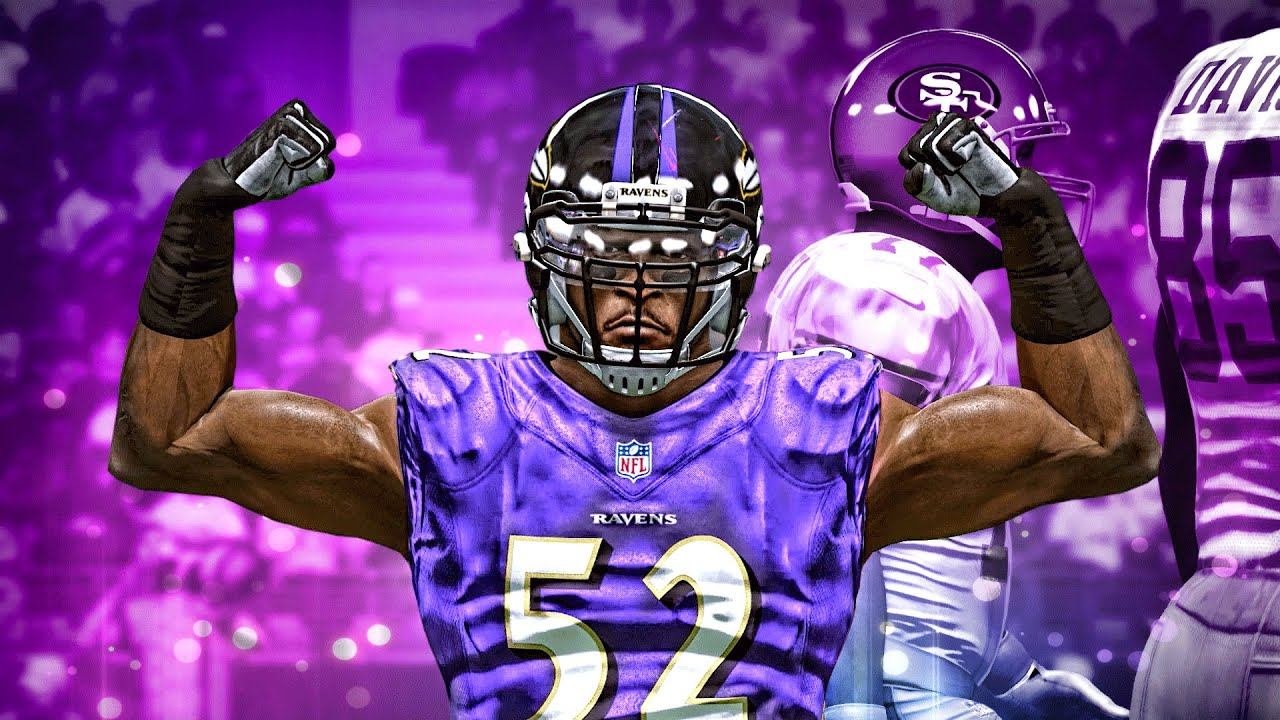 Baltimore Ravens 3d Wallpaper Madden 15 Connected Franchise Ray Lewis Returns 1