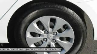 2015 Hyundai Accent Puyallup W…
