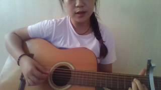 [Guitar cover] Mưa hoa tuyết và em - Thanh Ngọc