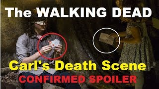 The Walking Dead SEASON 8 - Episode 9 -CARL