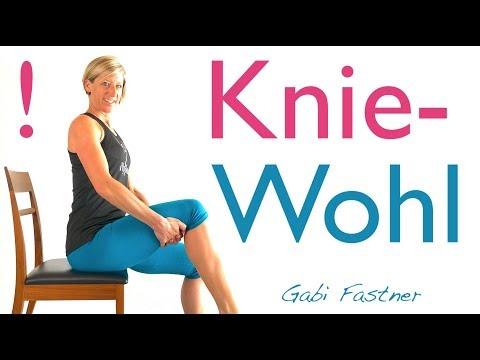 🔻12 Min. Wohlfühl-Gymnastik Für Das Knie, Ohne Hilfsmittel