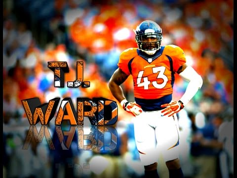 T.J. Ward || Highlights || HD