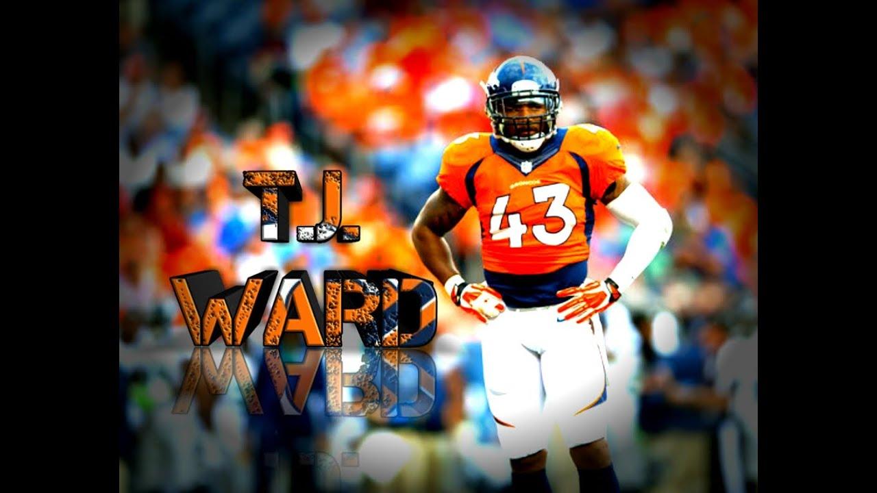 T J Ward Highlights HD